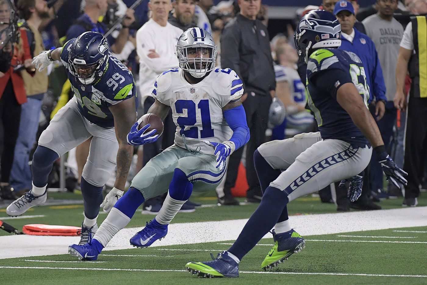 Cowboys Seahawks Week 3 Game How To Watch Game Time Tv Schedule Online Streaming Radio Blogging The Boys