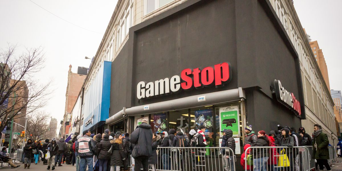 Gamestop Armed Robber Sentenced To 10 Years In Prison Polygon