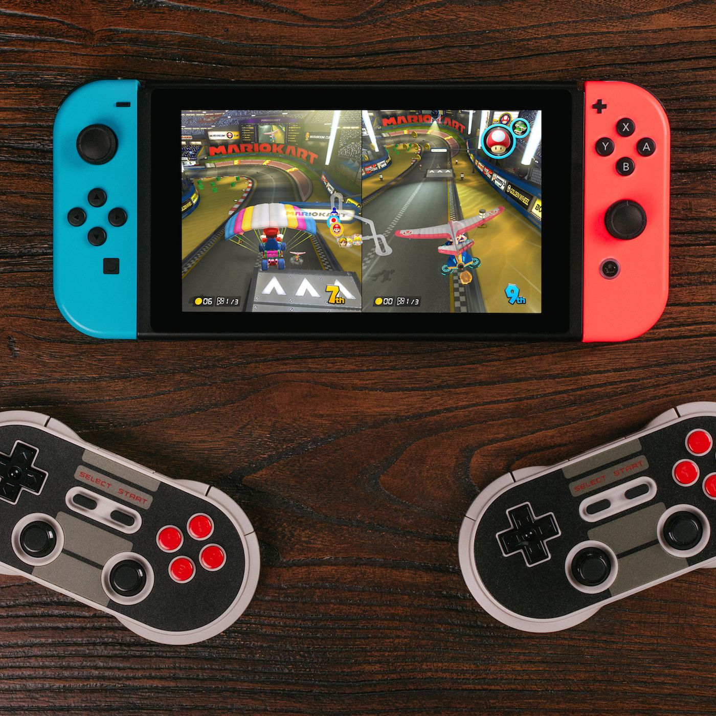 8bitdo's NES30 Pro controller is an almost perfect Nintendo Switch