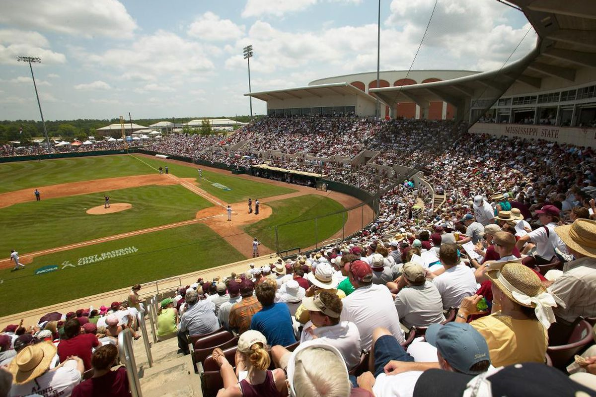 Mississippi State's Dudy Noble Field snagged the No. 4 spot in Stadium Journey's rankings of college baseball venues.