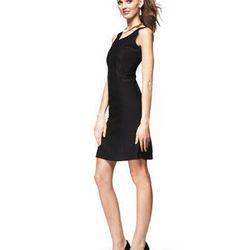 "<a href=""http://www.macys.com/campaign/social?campaign_id=298&channel_id=1&cm_mmc=VanityUrl-_-fashionstar-_-n-_-n"">Sleeveless Low-V Sheath Dress by Ronnie Escalante</a>, at Macy's for $119"