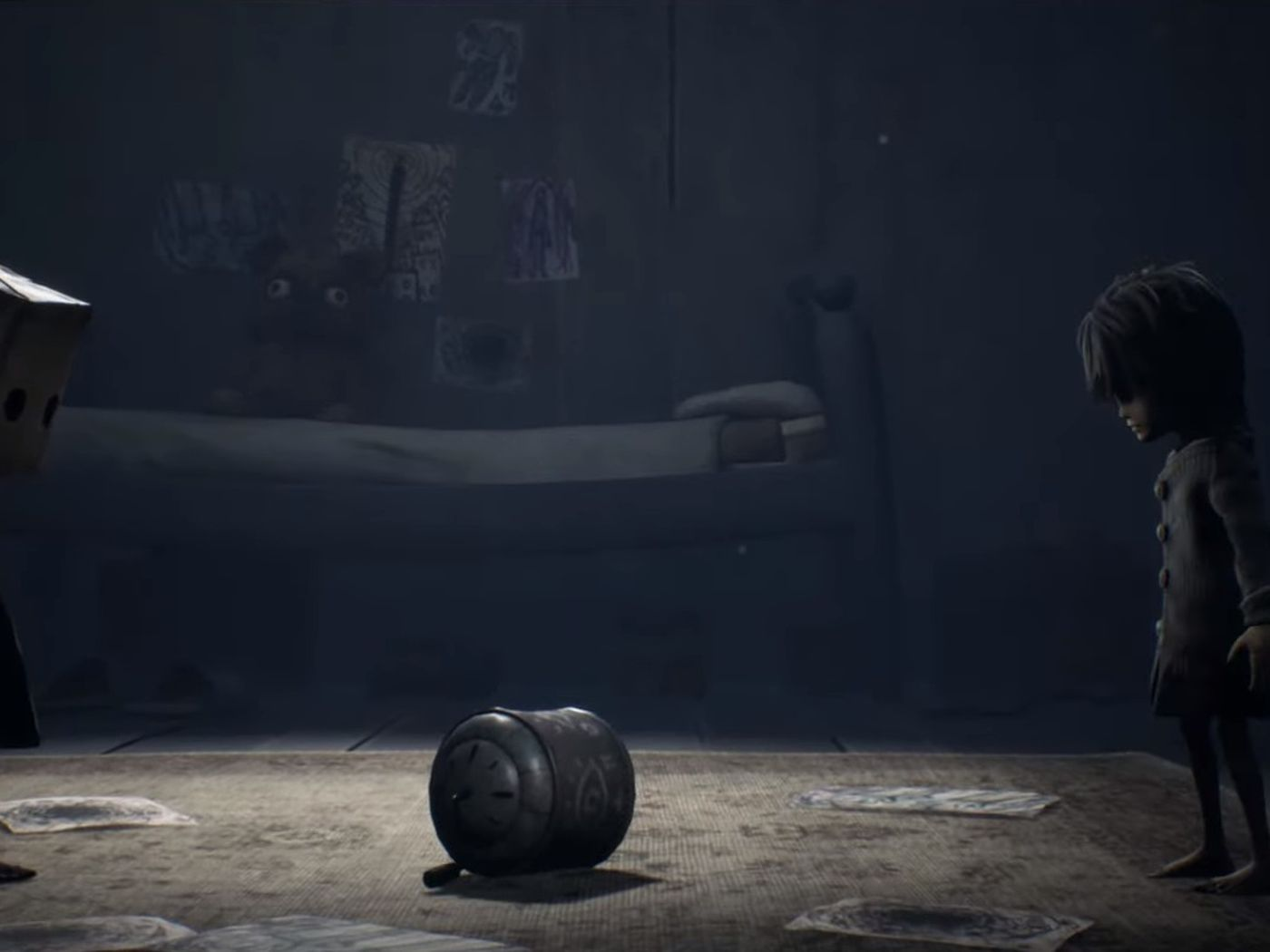Little Nightmares 2 announced at Gamescom 2019 - Polygon