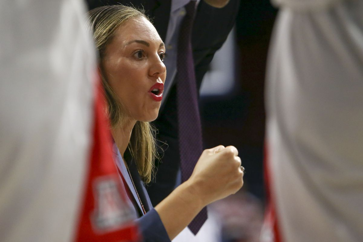 COLLEGE BASKETBALL: JAN 25 Women's USC at Arizona