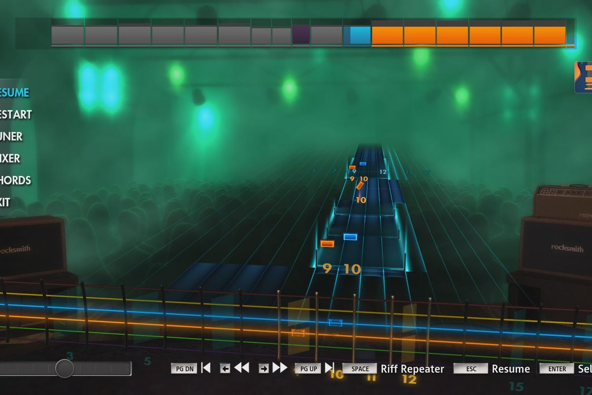 Rocksmith 2014 Edition Remastered screenshot