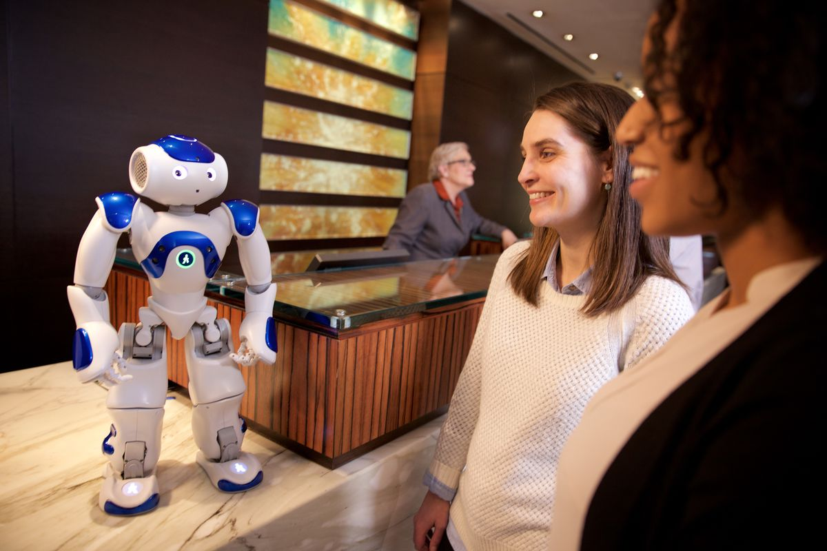 Hilton And IBM Built A Watson Powered Concierge Robot
