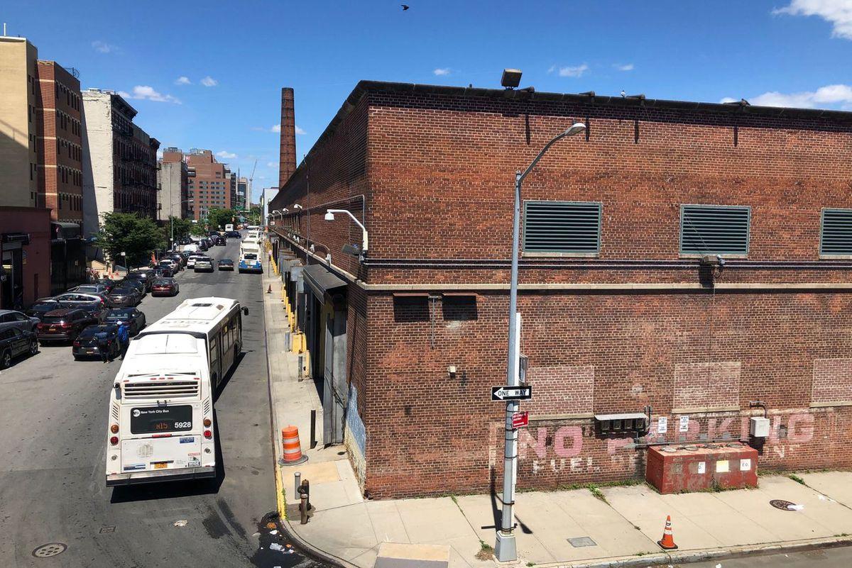 East Harlem Bus Depot