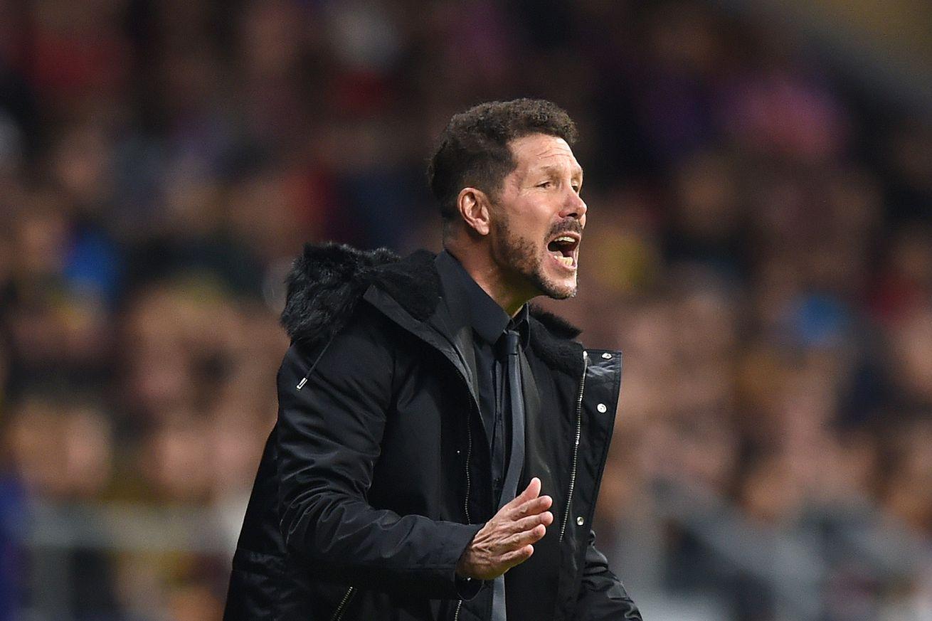 Atletico Madrid - Borussia Dortmund (2:0)
