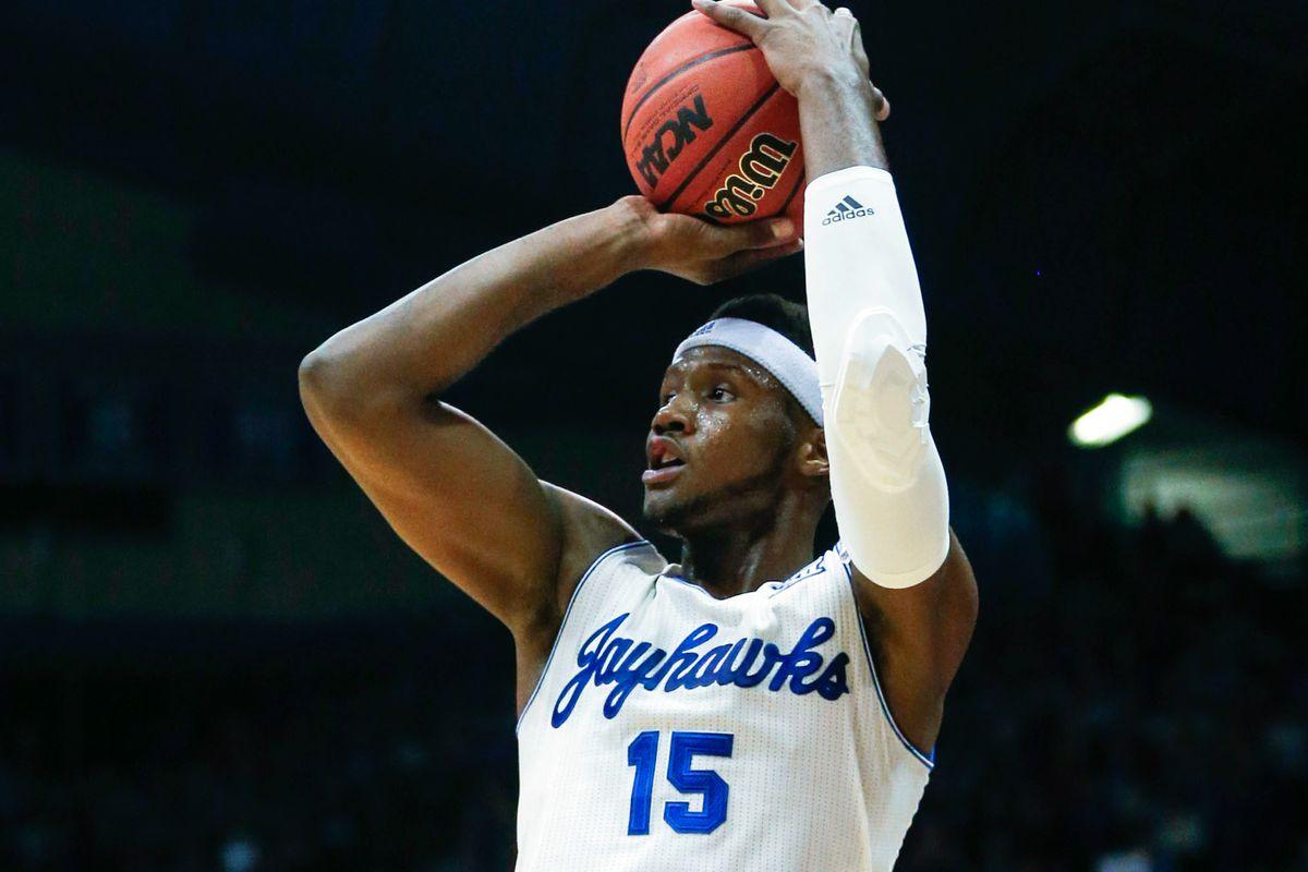 NCAA Basketball: Long Beach State at Kansas