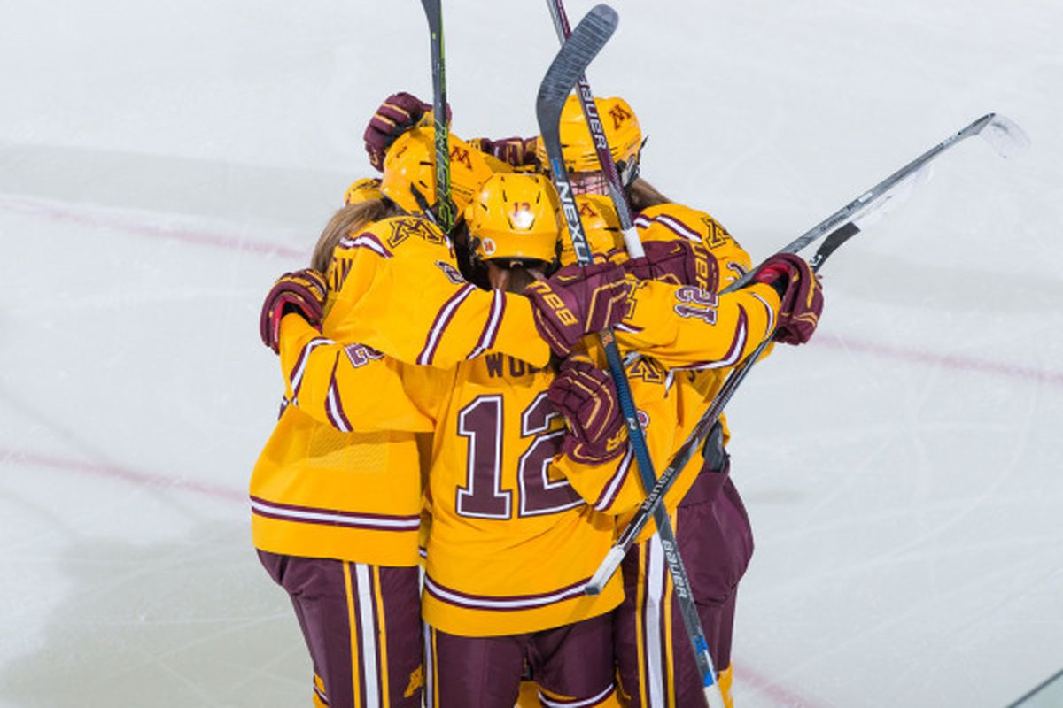 The Gophers now know the path to thier three-peat!