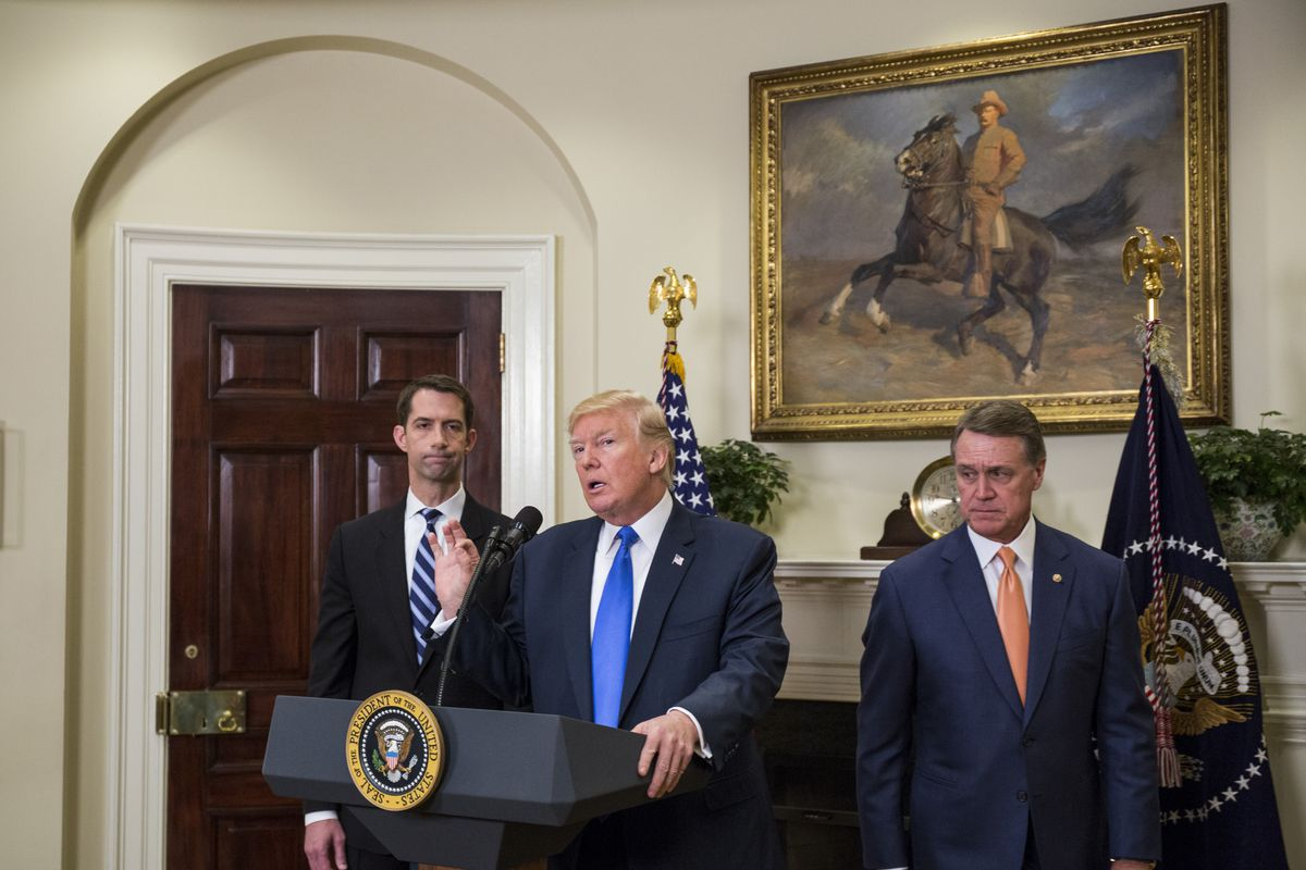 Trump Announces Reforming American Immigration for a Strong Economy (RAISE) Act