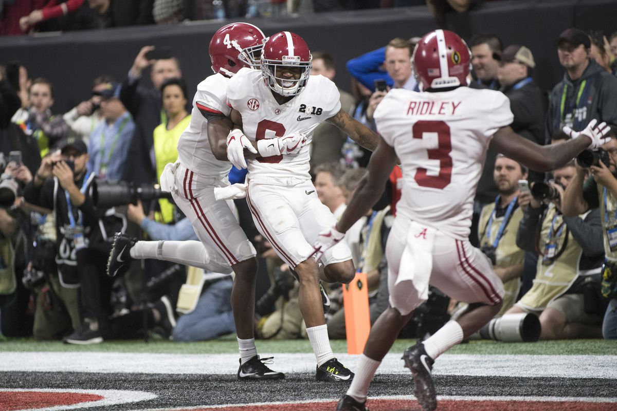 CFP National Championship presented by AT&T - Alabama v Georgia
