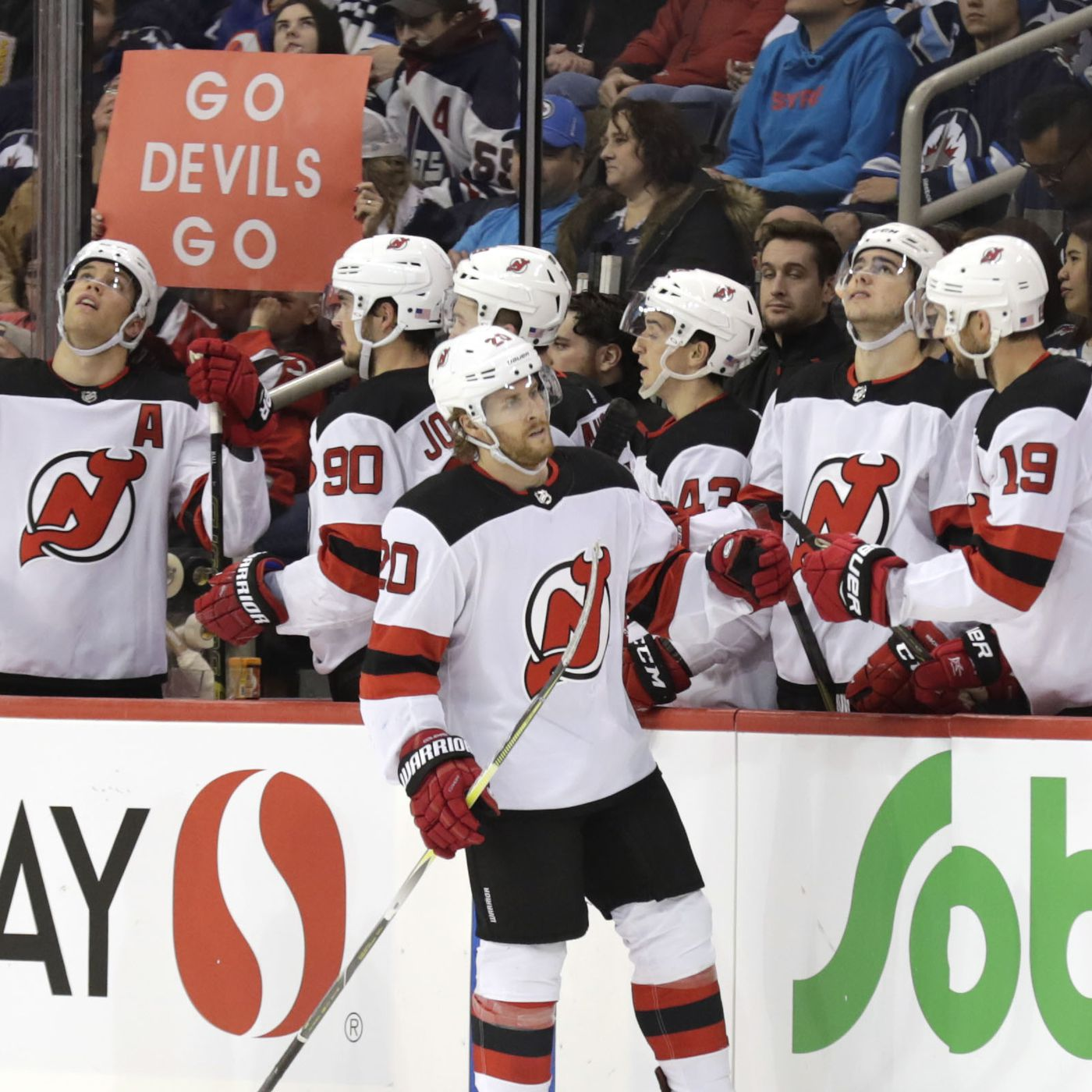 Happy National Pickle Day! Blake Coleman is the Devils's Best Non ...