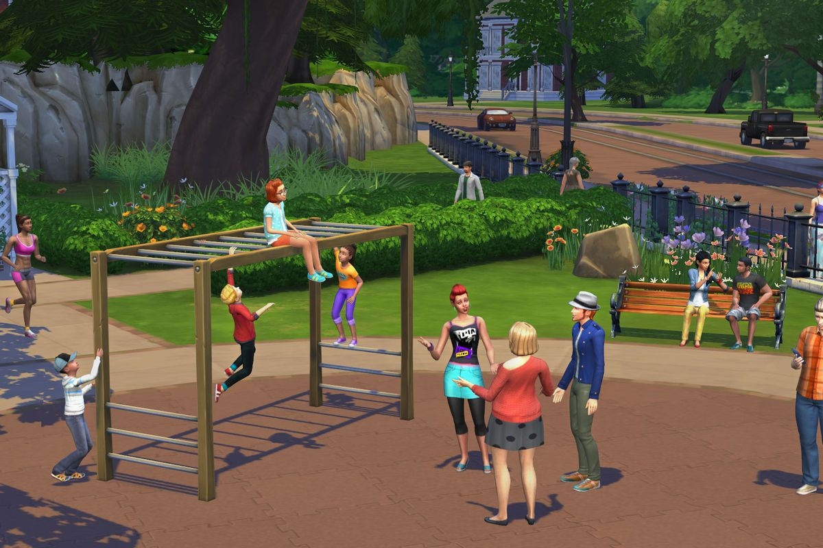 Tragic Sims 4 bug makes child protective services take away your