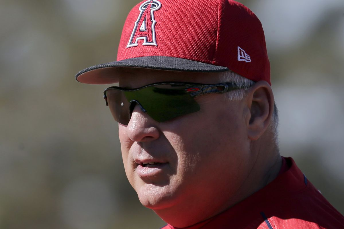 MLB: Los Angeles Angels-Workouts