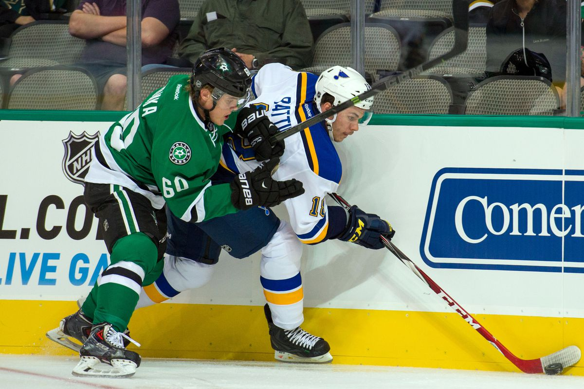 Maybe someday Stars fans will stop talking about Julius Honka as trade bait. #goals
