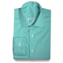 """<b>Blank Label</b> Ashland Poplin Shirt, <a href=""""http://www.blanklabel.com/Products/Dress/Ashland"""">$125</a>"""