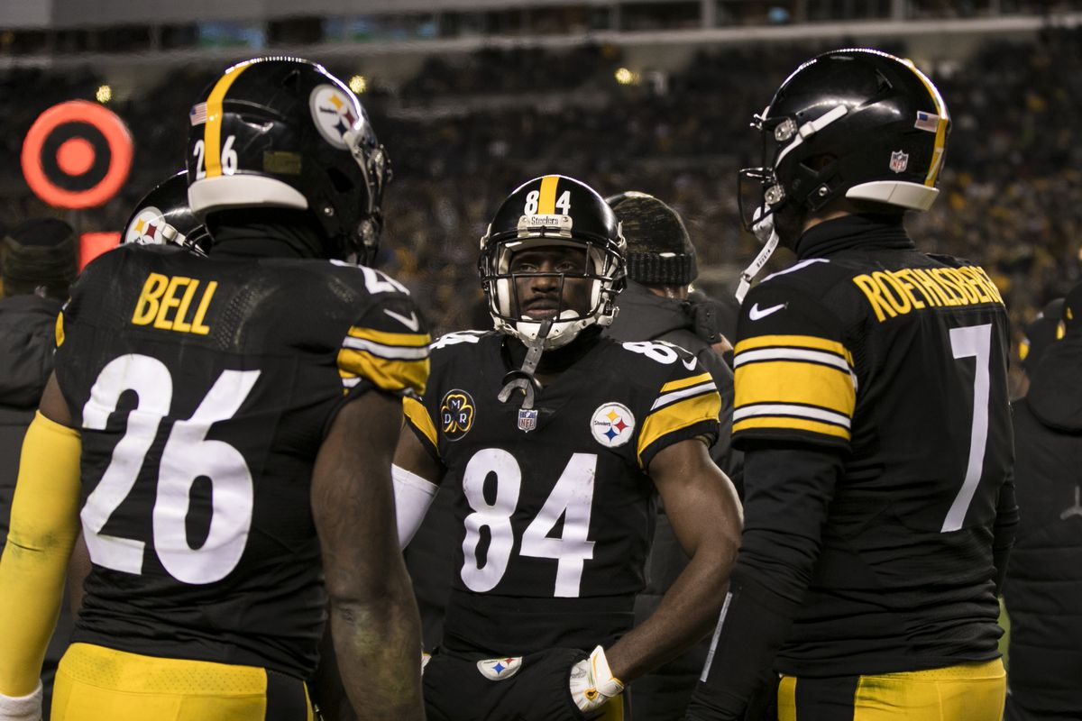 Is Steelers' drama over now that Antonio Brown, Le'Veon ...