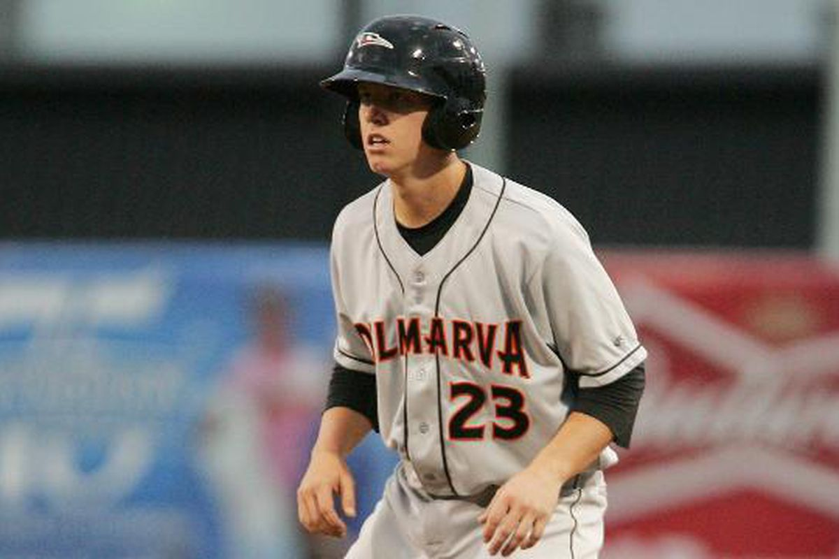 There's a 'Chance' he could have a path through the minors similar to Wil Myers.