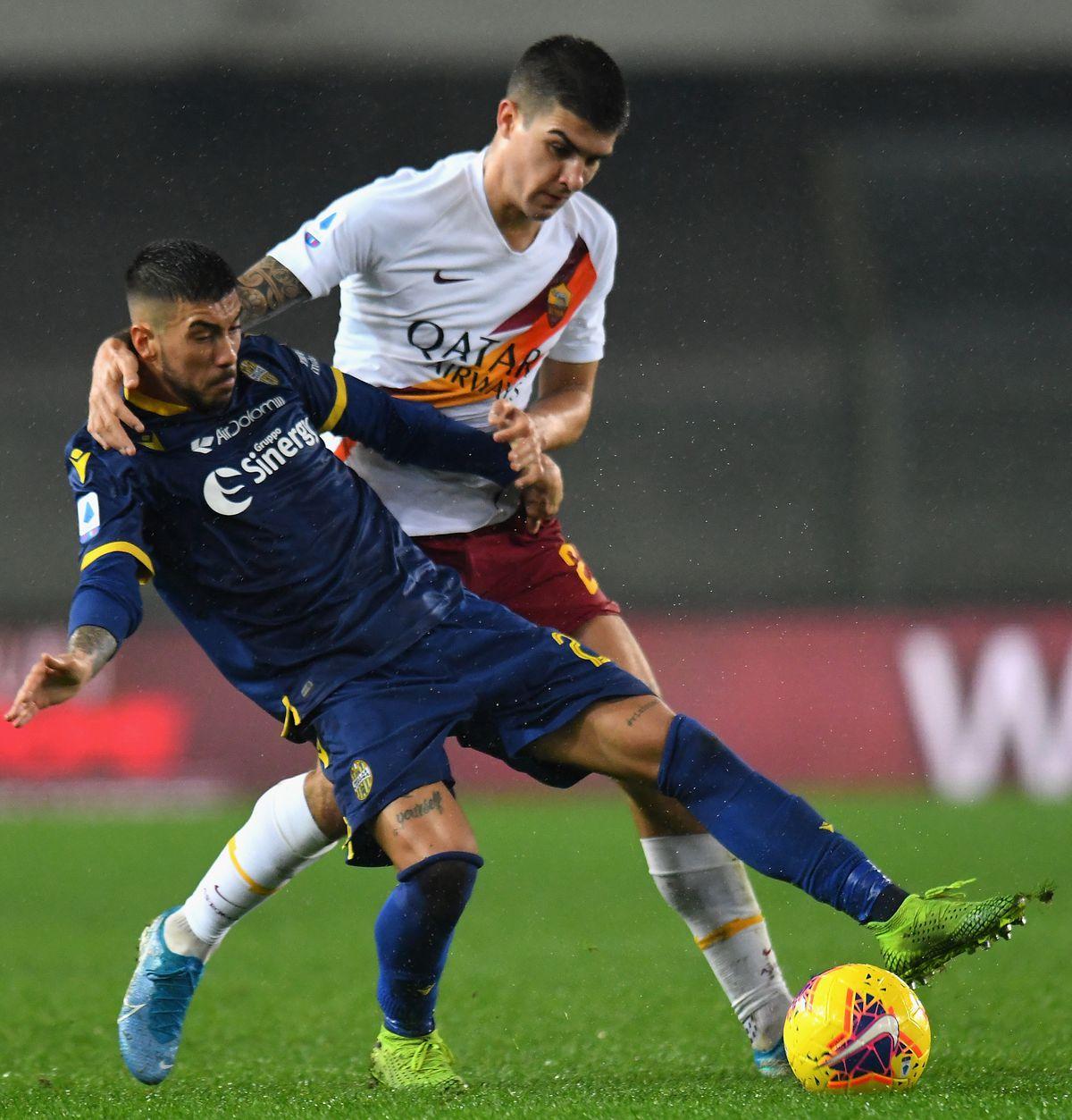 Hellas Verona v AS Roma - Serie A