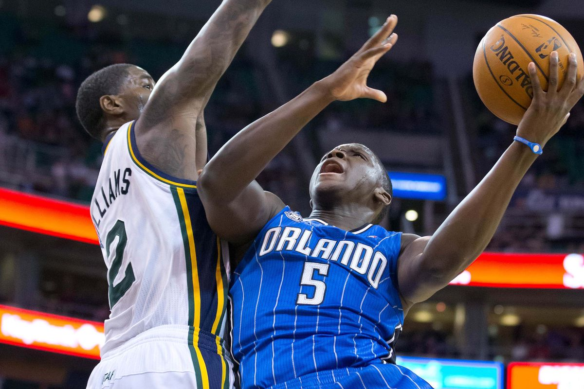 Marvin Williams and Victor Oladipo