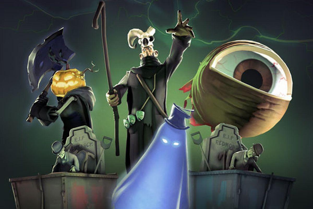 Halloween maps return to Team Fortress 2 - Polygon