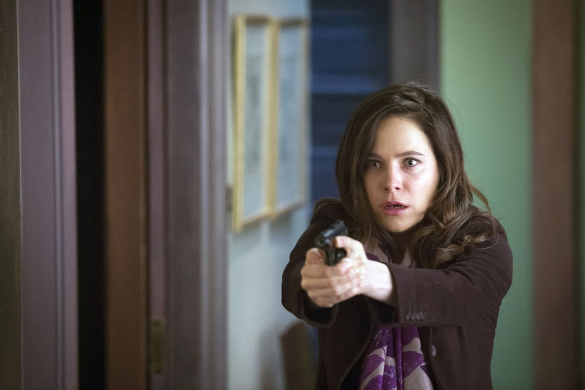 Caroline Dhavernas plays Alana in Hannibal. Will she survive season two's bloody finale? Maybe we'll find out today.
