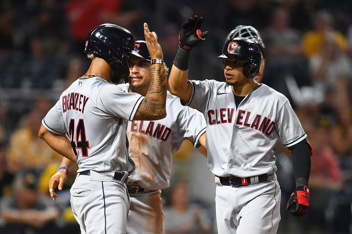 Not even  the first career grand slam from Cesar Hernandez could get Cleveland out of the hole they dug