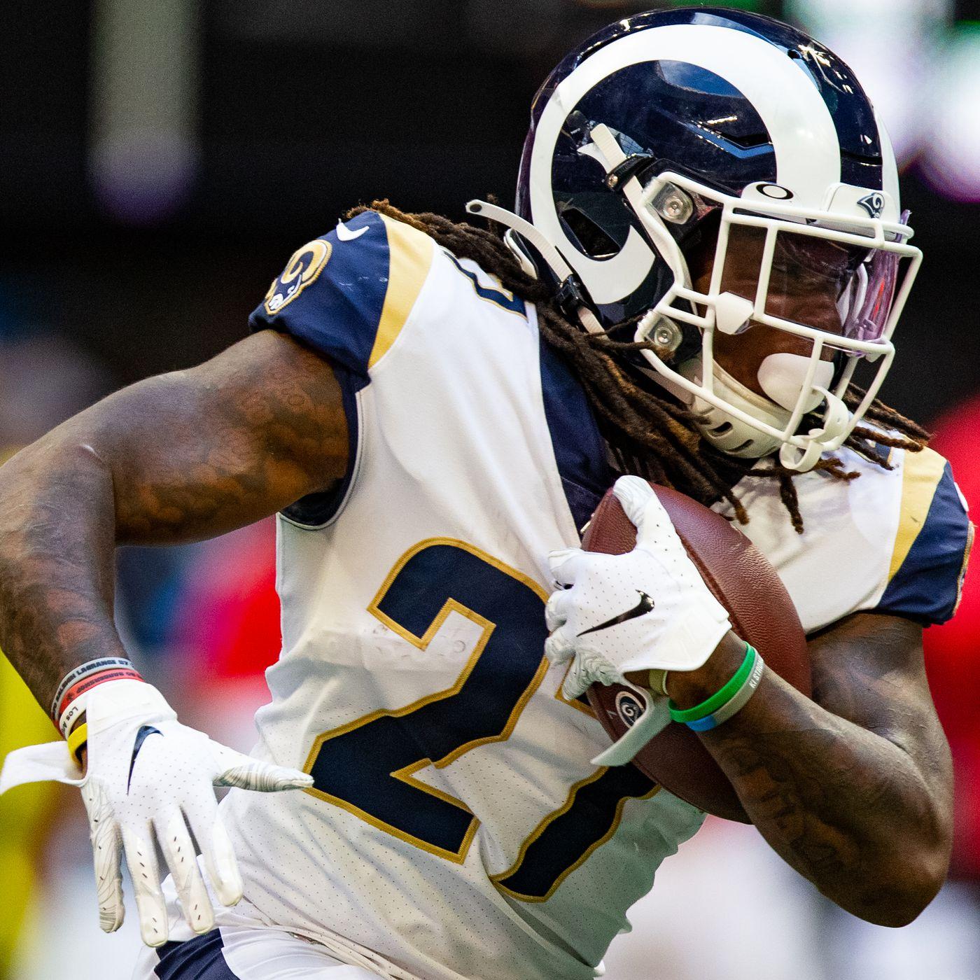 Rams Running Back Fantasy Camp Battles 2020 Cam Akers Vs Darrell Henderson Vs Malcolm Brown Draftkings Nation