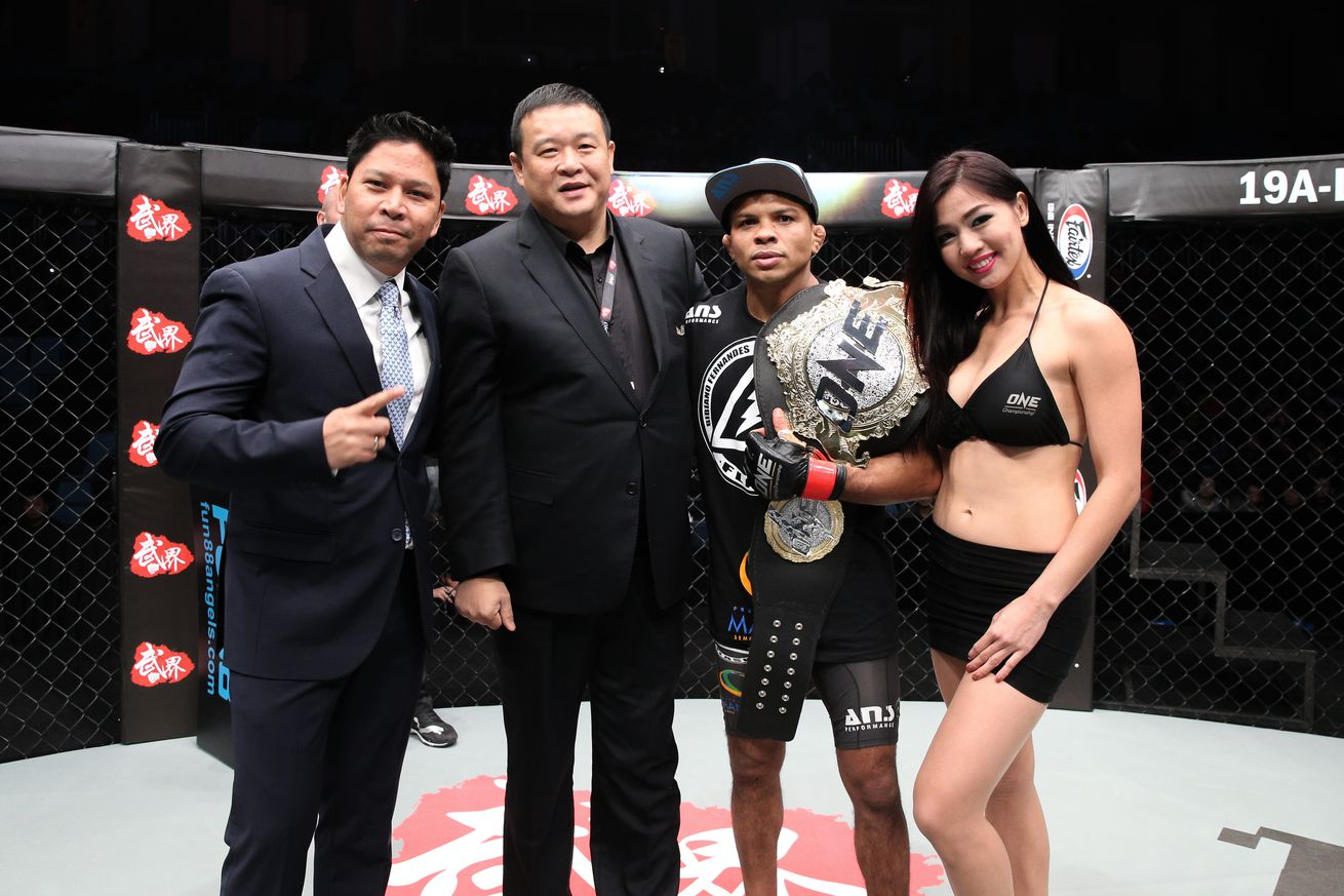 community news, ONE Championship 58 results: Bibiano Fernandes makes quick work of Andrew Leone