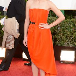 Raf Simons designed Marion Cotillard's Dior dress specifically for the Globes