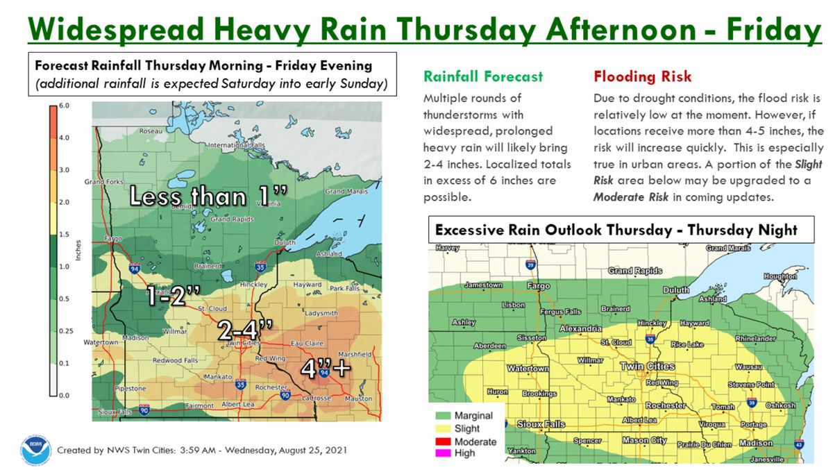 Chipping Away At The Drought: Another 1-3″ Possible Next 60 Hours