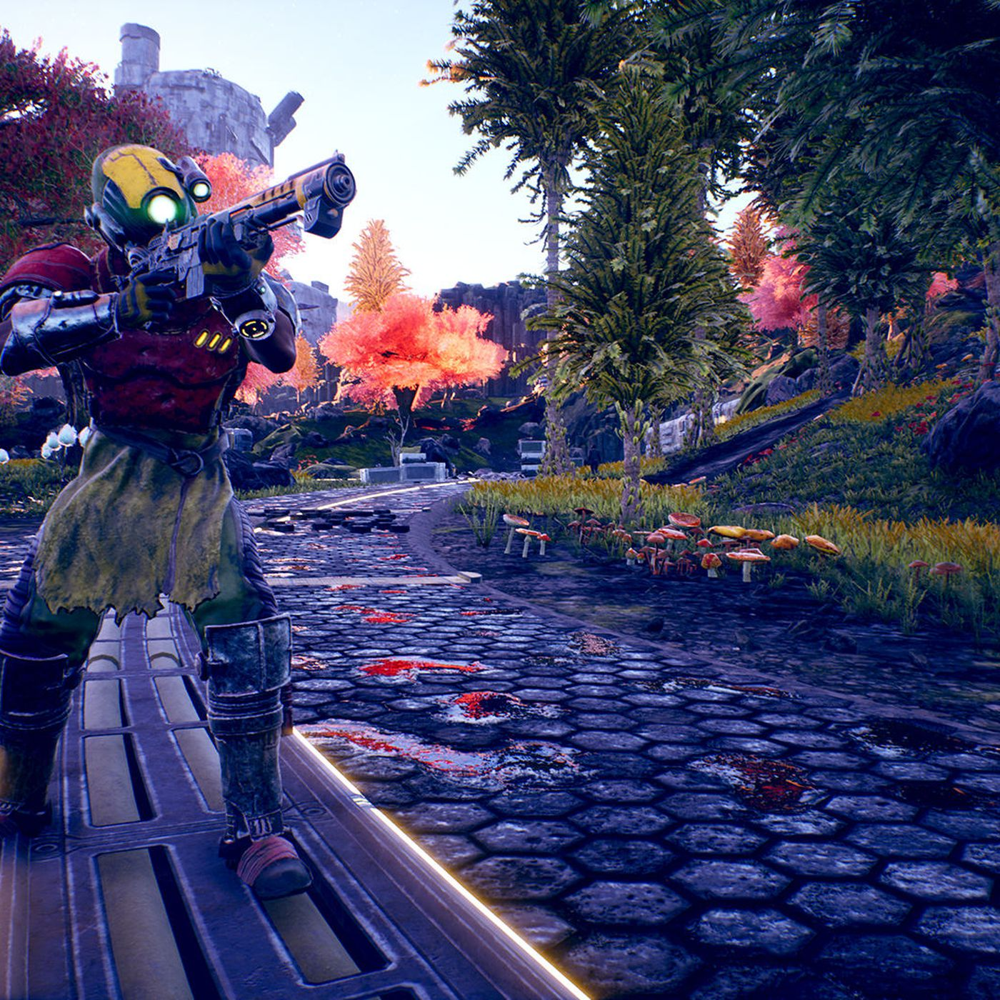The Outer Worlds Is A Cruel Twist On
