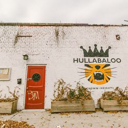 """<b>↑</b> <b><a href=""""https://www.facebook.com/HullabalooBooks"""">Hullabaloo Books</a></b> (711 Franklin Avenue) is just the kind of friendly bookstore you'd want on your corner. It's the sort of place where you can while away hours reading and browsing—the"""