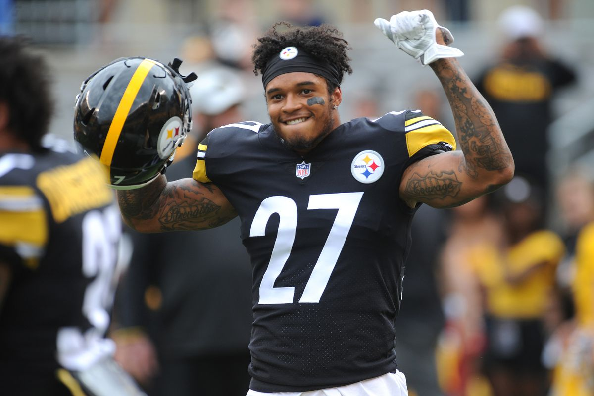 pretty nice 44fad eb355 Healthy now, Marcus Allen is ready to show the Steelers what ...