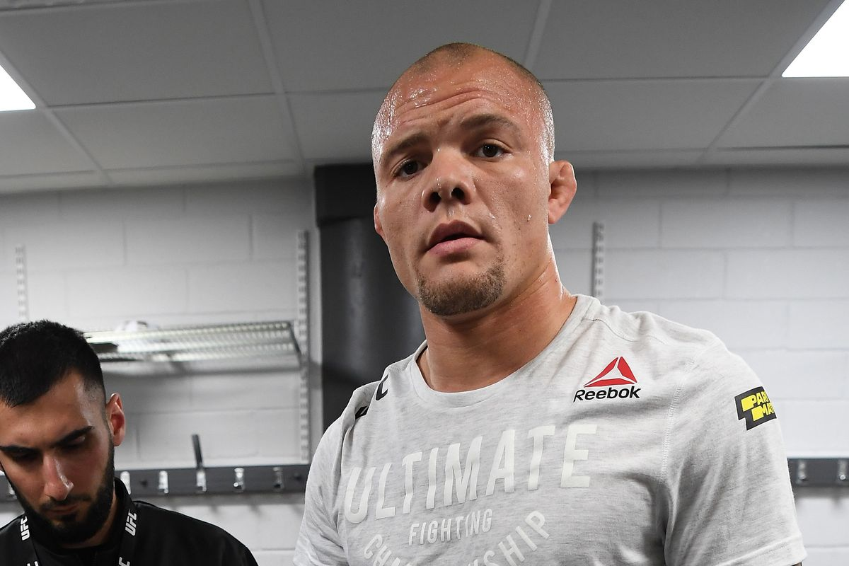 UFC Fight Night: Gustafsson v Smith