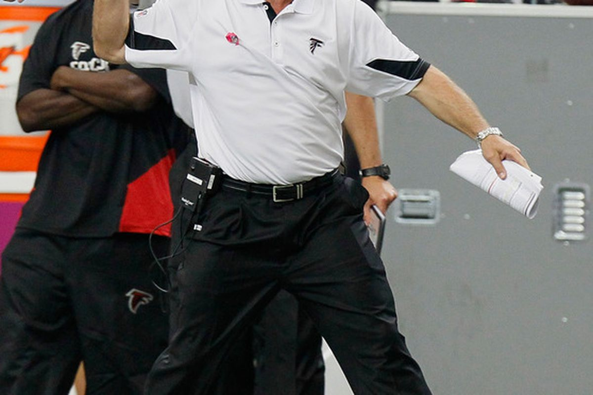 The Falcons already have a road victory against the New Orleans Saints under their belt.