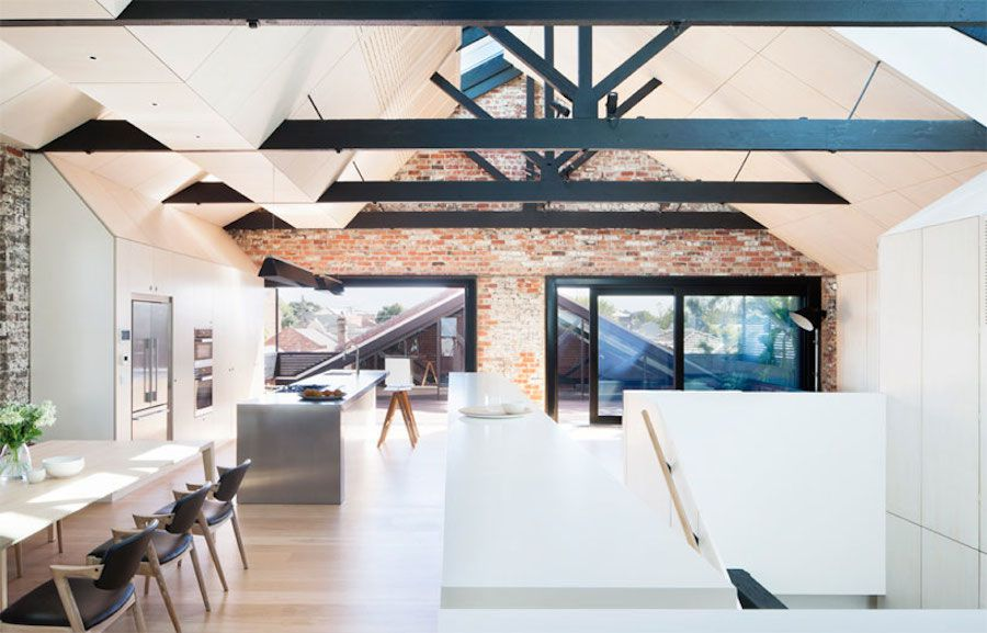 7 brilliant converted warehouse homes curbed - Warehouse turned into home ...