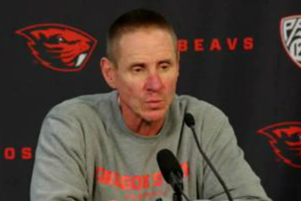 Gary Andersen's press conference wasn't an encouraging one.