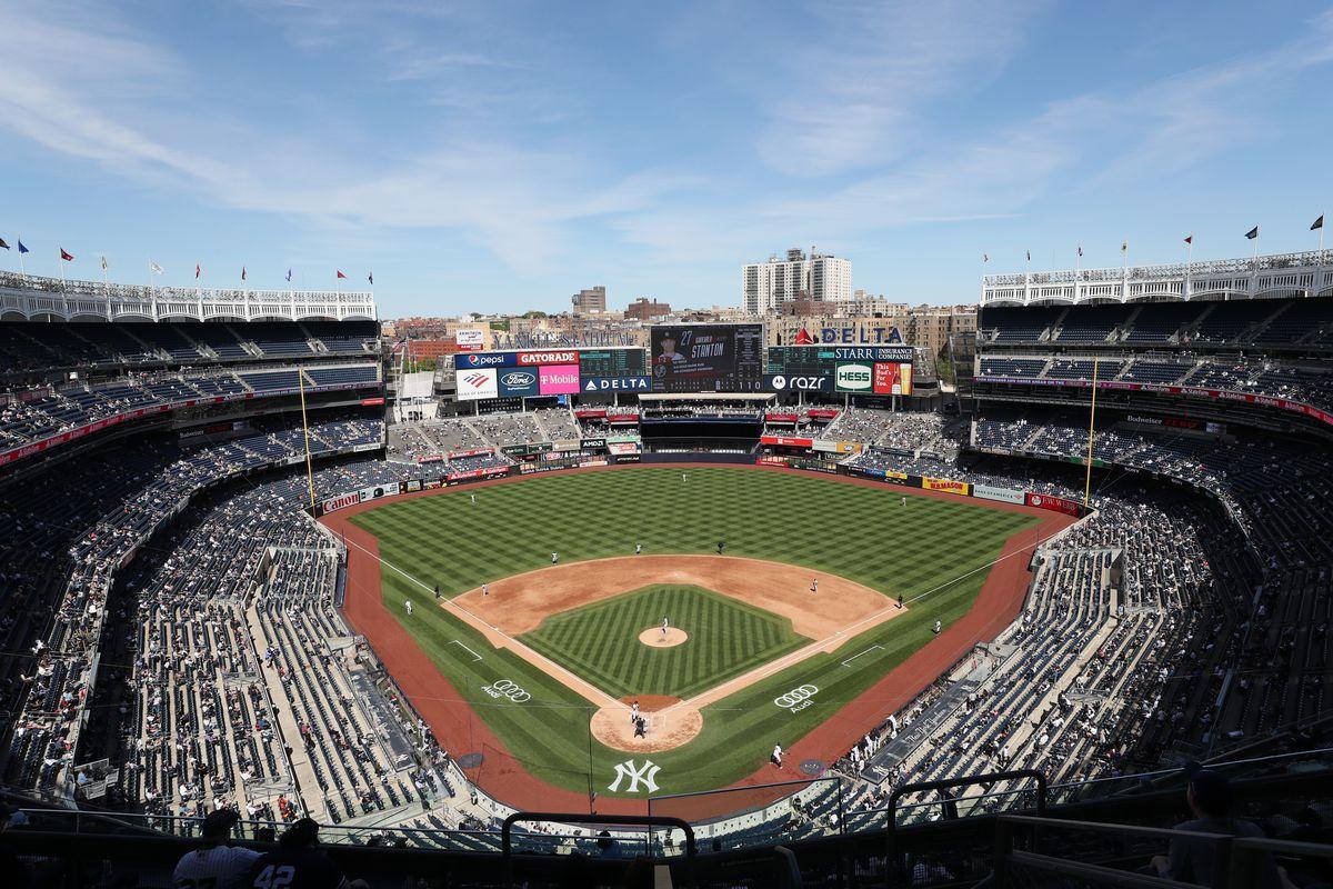 Houston Astros v. New York Yankees