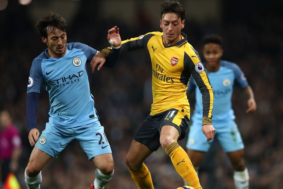 Arsenal vs. Manchester City, 2017 FA Cup: Team News ...