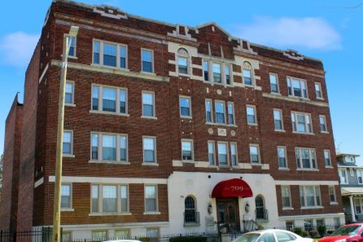 two new center apartment buildings are offered for sale curbed detroit