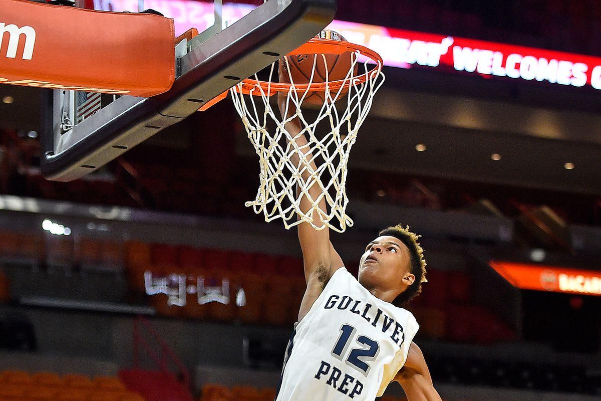 High School Basketball: Hoophall Miami Showcase