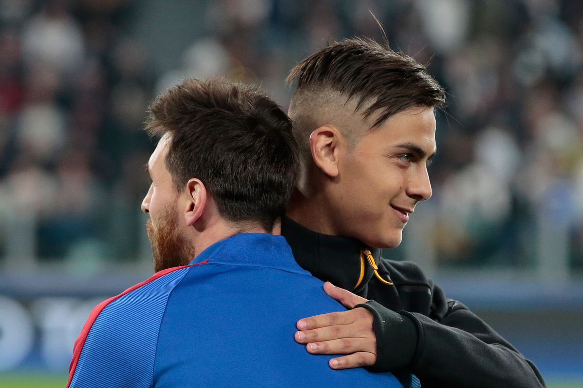 Juventus Vs Barcelona Final Score 3 0 Paulo Dybala Stars In Champions League Quarterfinal Sbnation Com