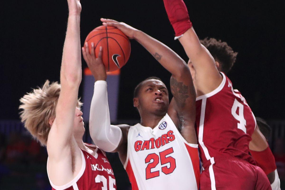 NCAA Basketball: Battle 4 Atlantis-Oklahoma vs Florida