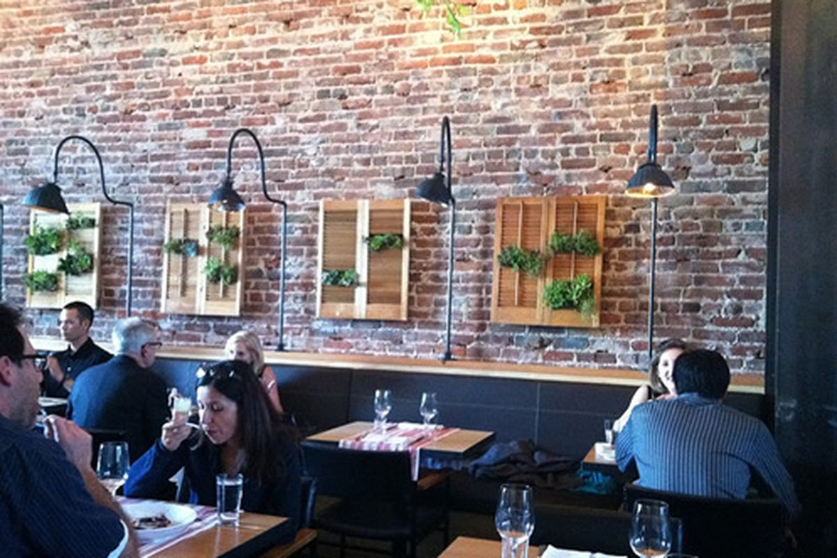 AQ Restaurant & Bar, San Francisco