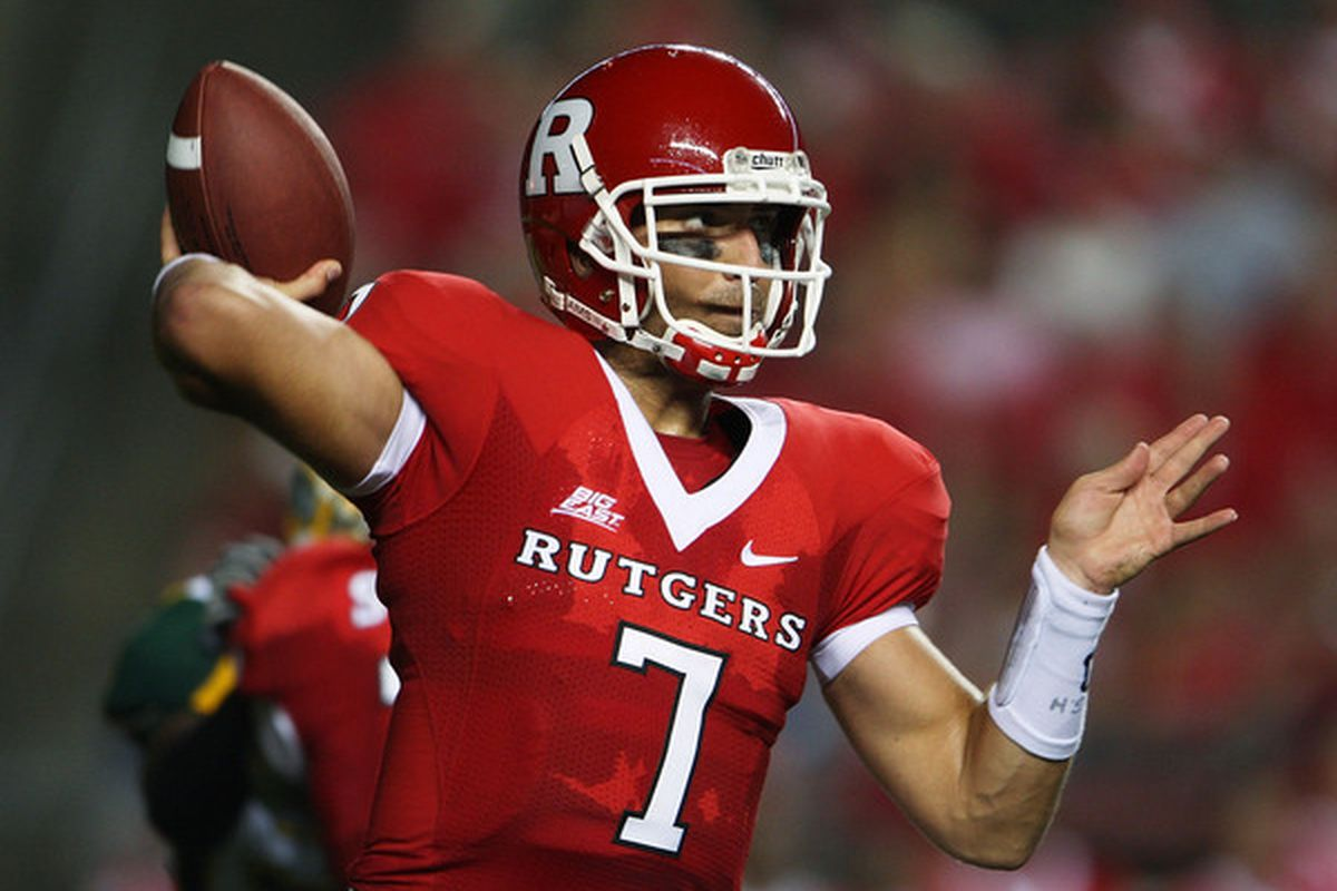 Could Pitt be getting more help at quarterback? (Photo by Andrew Burton/Getty Images)