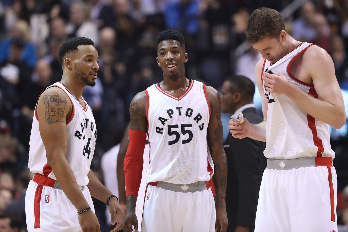 39d46198dde The Raptors built the NBA's best bench the old-fashioned way ...