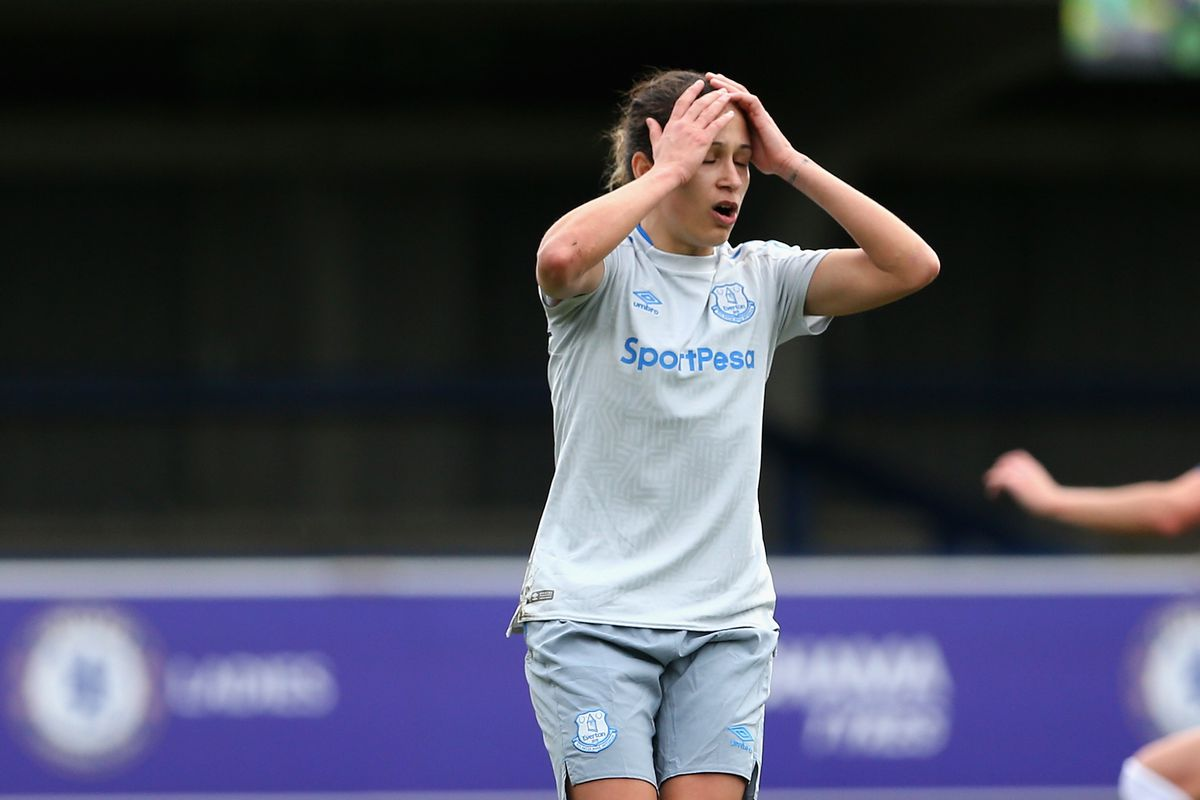 Chelsea Ladies v Everton Ladies - WSL