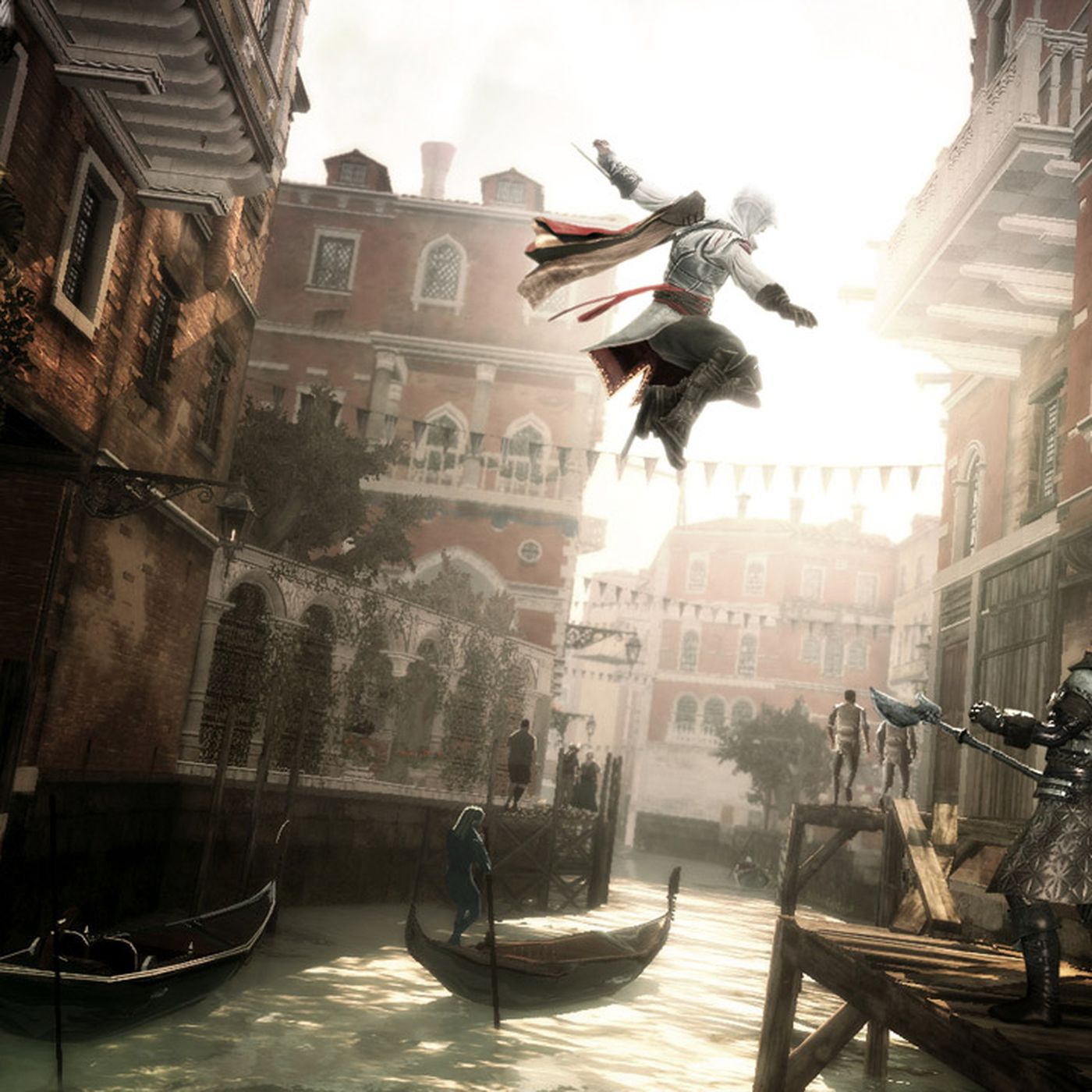 Assassin S Creed Ezio Collection Rated For Ps4 Xbox One Polygon