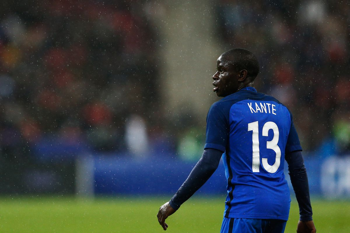 N Golo Kante Relishing Other Clubs Interest Casts Doubt On Leicester Future We Ain T Got No History